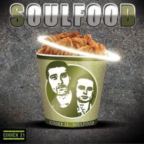 Codex-21-Soulfood-Cover