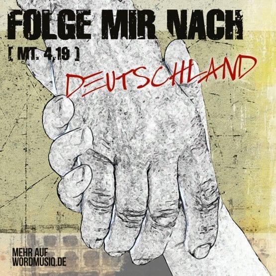 Word - Folge mir nach Deutschland (Cover)