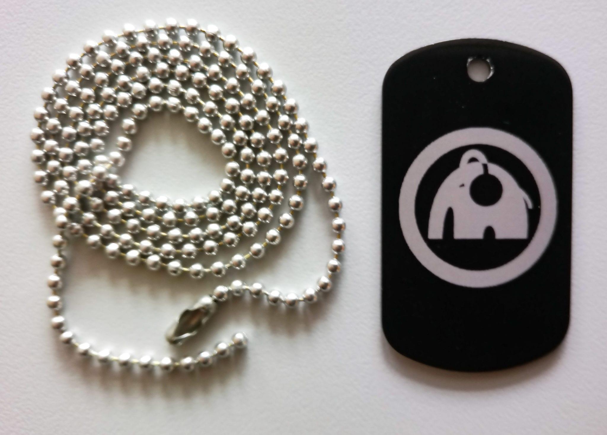 Dogtag / Halskette